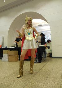 Cosplay-Cover: She-Ra