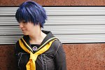 Cosplay-Cover: Naoto Shirogane ~ Weihnachts Outfit