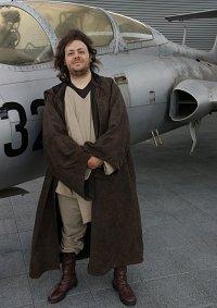 Cosplay-Cover: Jedi