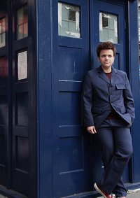 Cosplay-Cover: The Doctor (Ten2)