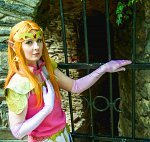 Cosplay-Cover: Zelda (adult) [Ocarina of Time]