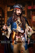 Cosplay-Cover: Captain Jack Sparrow