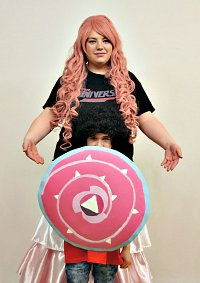 Cosplay-Cover: Rose Quartz