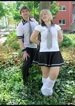 Cosplay-Cover: HQ Ryuu-sei Uniform