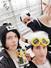 Cosplay-Cover: Moon [Team Skull Style]
