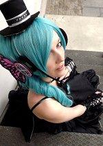 Cosplay-Cover: Miku Hatsune ~ Magnet