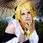 Cosplay: Little Moonflower Len (Setsugetsuka)