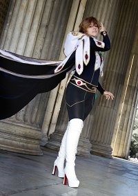 Cosplay-Cover: Suzaku Kururugi (Knight of Zero, Artbook)