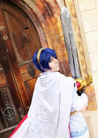 Cosplay-Cover: Marth [white]