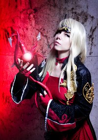 Cosplay-Cover: Caster [Hyperion Set]