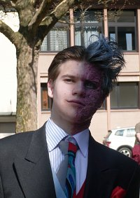 Cosplay-Cover: Two-Face [freie Versionen]