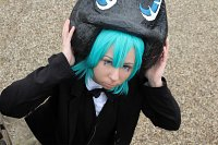 """Cosplay-Cover: Fran [""""Blue"""" ~rivale~]"""