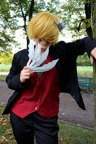 Cosplay-Cover: Belphegor [Blue ~rivale~]