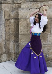 Cosplay-Cover: Esmeralda