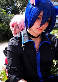 Cosplay-Cover: Ikuto [Schuluniform/Charatrans]