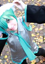 Cosplay-Cover: Mikuo [Christmas]