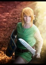 Cosplay-Cover: Link   A Link to the Past