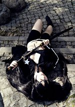Cosplay-Cover: Black★Rock Shooter