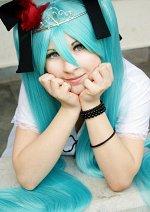 Cosplay-Cover: Hatsune Miku ⌊ World is Mine ⌉