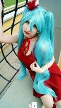 Cosplay-Cover: Hatsune Miku ⌊ Rotten Girl, Grotesque Romance ⌉
