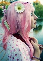 Cosplay-Cover: Blüten Kimono