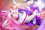 Cosplay-Cover: Starguardian Lux