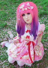 Cosplay-Cover: Pink Candy