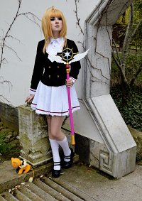Cosplay-Cover: Sakura Kinomoto ⌊ Clear Card Arc ⌉