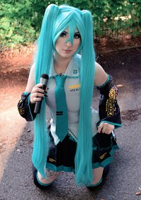 Cosplay-Cover: Miku Hatsune