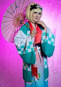 Cosplay-Cover: Shiemi Moriyama