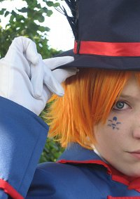 Cosplay-Cover: Drocell Cainz