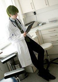 Cosplay-Cover: Midorima Shintarou [Doktor]