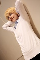 Cosplay-Cover: Kise Ryouta (Teiko Schuluniform)