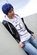 Cosplay-Cover: Aomine Daiki (Casual Artwork)