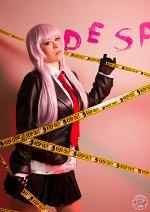 Cosplay-Cover: Kyouko Kirigiri