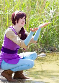 Cosplay-Cover: Kayley [Quest for Camelot]