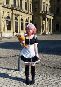 Cosplay-Cover: Karuta Roromiya Maid ver.