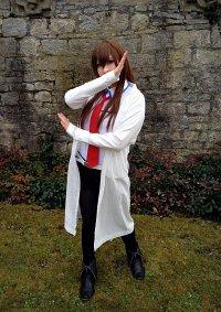 Cosplay-Cover: Kurisu Makise White Coat ver.