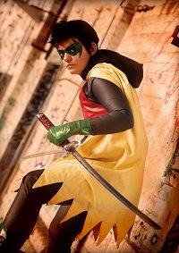 Cosplay-Cover: Damian Wayne [Robin]