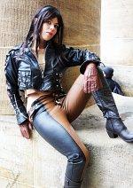 Cosplay-Cover: Talia al Ghul (Arkham City)