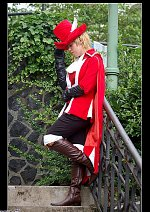 Cosplay-Cover: Ingus (Rotmagier ff3)