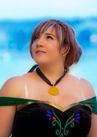 Cosplay-Cover: Prinzessin Anna