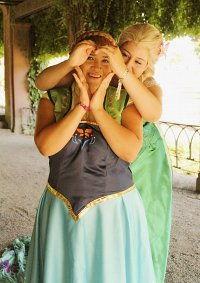 Cosplay-Cover: Prinzessin Anna {Frozen fever}