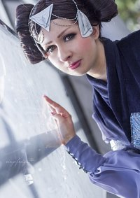 Cosplay-Cover: Padmé Amidala (Episode II) ~ packing gown~