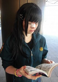 Cosplay-Cover: Wota - Rino Sashihara (Majisuka Gakuen)