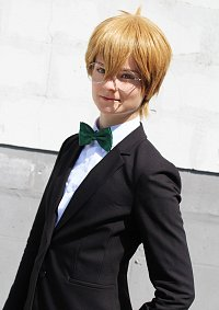 Cosplay-Cover: Pidge Gunderson (Suit)