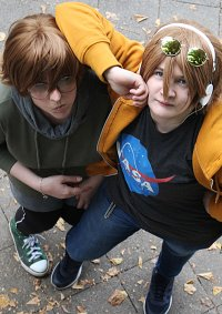 Cosplay-Cover: Katie Holt (Pidge) [Casual]