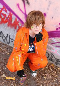 Cosplay-Cover: Pidge (Overall)