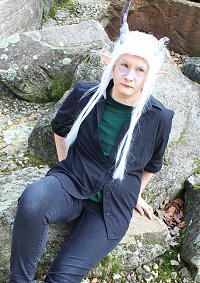 Cosplay-Cover: Runaan (Casual)