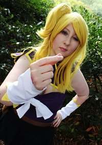 Cosplay-Cover: Lucy Heartfilia (Grand Magic Games)